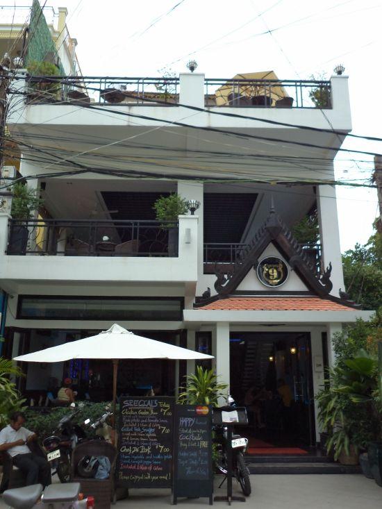 Number  Hotel Phnom Penh