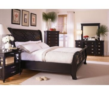 ... Aspen Home Young Clics 5 Piece Sleigh Storage Bedroom Set · Bedroom  Aspen Home Kensington ...