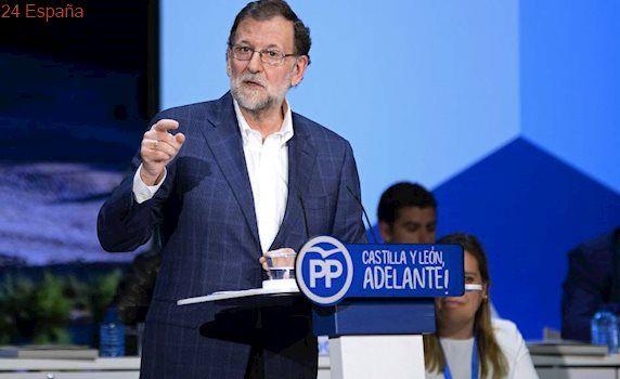 """Rajoy, sobre cuántos apoyos tiene el PP para sacar adelante los PGE: """"En mi opinión, 175,5"""""""
