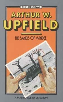 Great mystery writer, Arthur Upfield