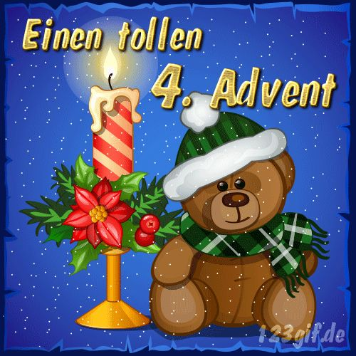 4.advent-0013.gif von 123gif.de Download & Grußkartenversand