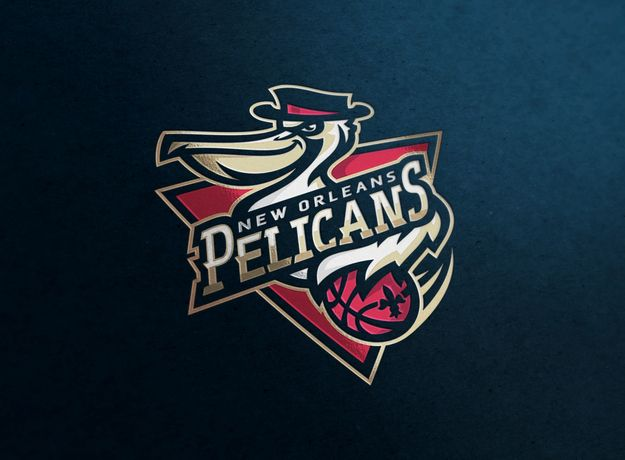 """17 of our designers in the news! Check out Buzzfeed's """"The 17 Coolest Fan-Created Logos for the New Orleans Pelicans"""""""