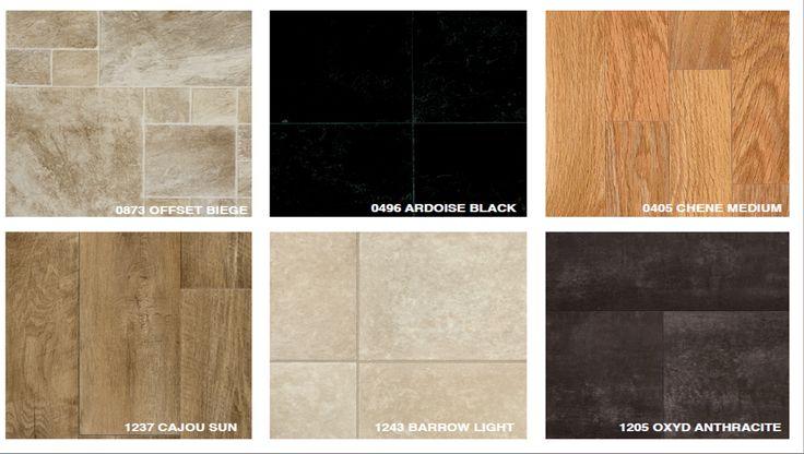 Gerflor Gritex II Flooring Collection
