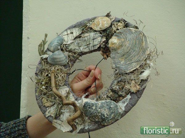 Букеты на каркасах - Флористика: популярный флористический форум