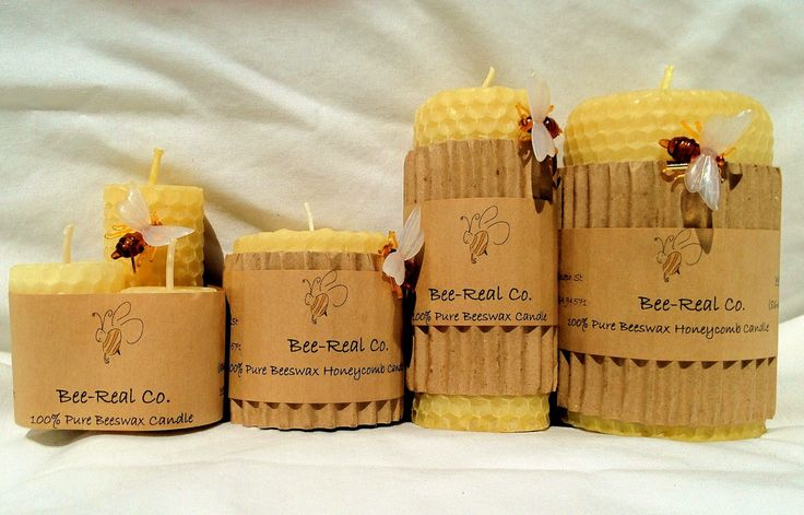 """100% Pure Beeswax Hand Rolled Honeycomb Candle 6"""" x 3"""" by beerealco on Etsy https://www.etsy.com/listing/119040224/100-pure-beeswax-hand-rolled-honeycomb"""