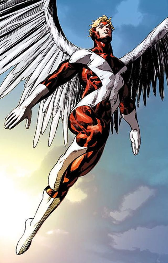 The Angel by Mike Deodato Jr