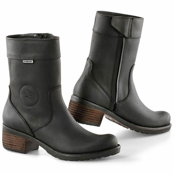 Falco Ayda Ladies Waterproof Motorcycle Boots
