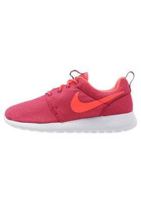 ROSHE ONE - Sneaker low - deep garnet/bright crimson/pure platinum