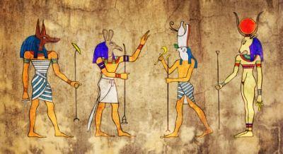 Egyptian Mythology Overview ☥ - Egyptian Religion
