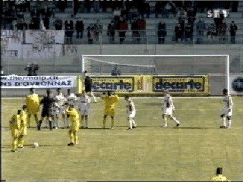 FC Sion - FC St. Gallen (Auf-/Abstiegsrunde 2002/2003)