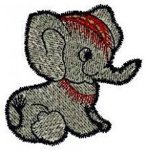 Elephant bernina embroidery designs collection