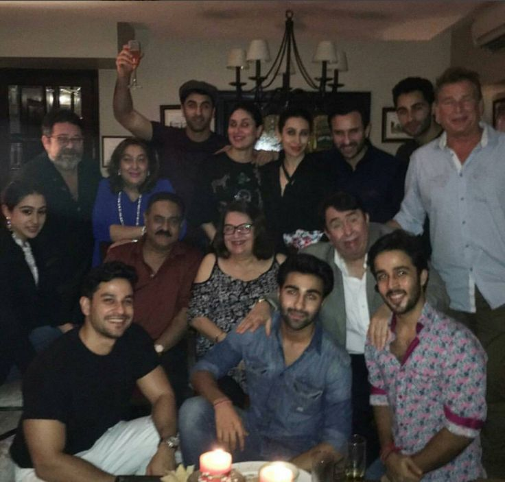 In Pics: Kareena Kapoor Khan's 36th Birthday Bash