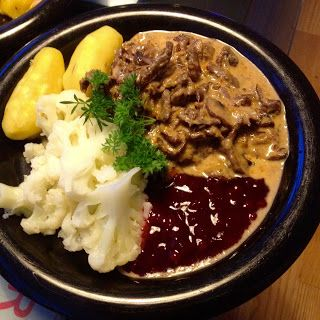 Guttas Kjøkken: Finnbiff