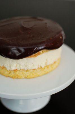 Boston Cream Pie Cheesecake | Beantown Baker