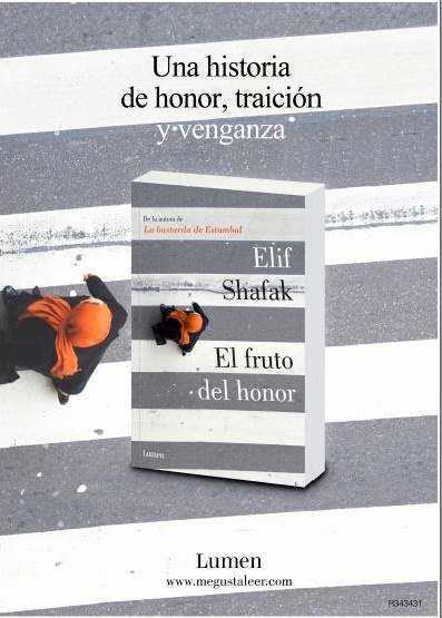 Honor in Spanish, poster and bookmark.