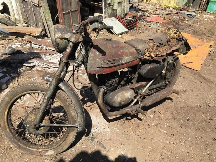 43 Best Motorbikes Barn Finds Images On Pinterest
