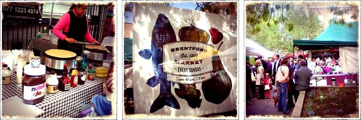 we love brentford market