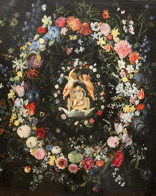 Daniël Seghers - Le triomphe de l'amour