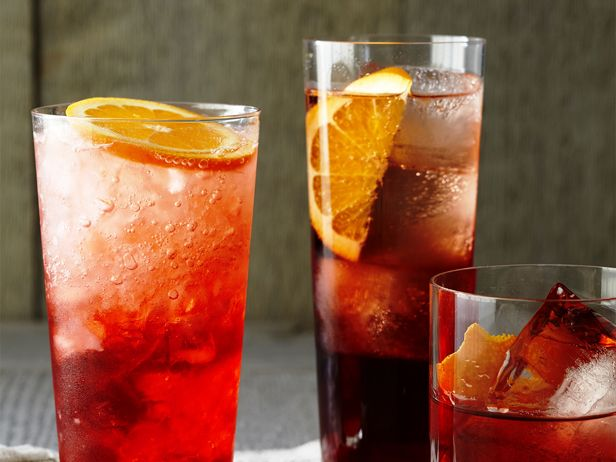 Campari and Soda Recipe : Food Network Kitchen : Food Network - FoodNetwork.com