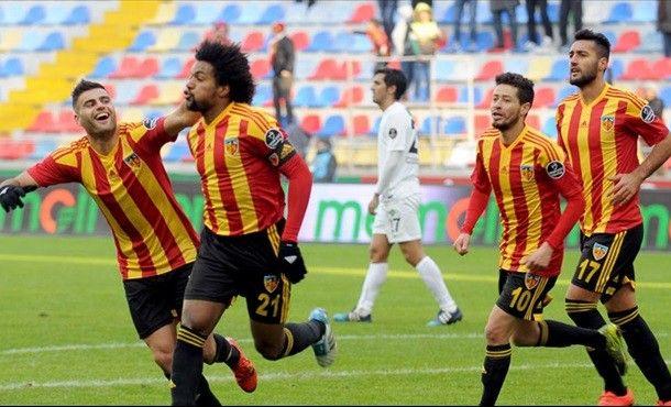 Akhisar Kayseri ' ye Dur Dedi!  http://bit.ly/akhisar-kayseri