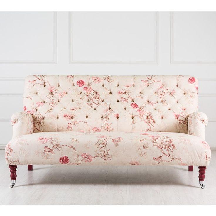 Классический трехместный диван в стиле прованс Marseille