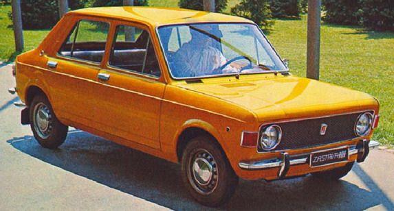 Ove godine ZASTAVA 101 puni 45 godina. Iako se u ''Auto-magazinu'' našla još 1970, Zastava 101 je prvi put javnosti uživo predstavljena 19. aprila 1971, na sajmu
