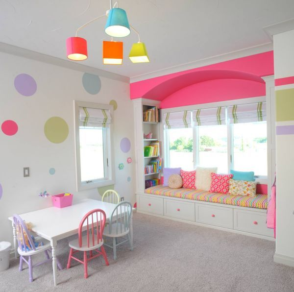 Kids Playroom - Kitchen Design Pictures | Pictures Of Kitchens | Kitchen Cabinet Ideas | Cabinetry Gallery