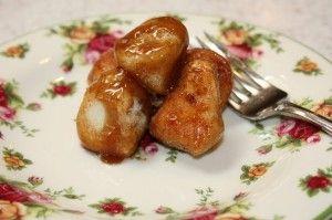 Monkey Bread from Rhoades Frzn Rolls -- Elles Studio