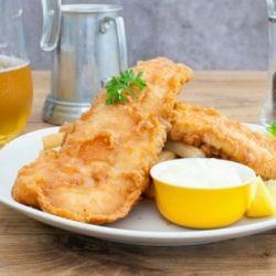 Riba pohovana u smesi od piva - Blender Online