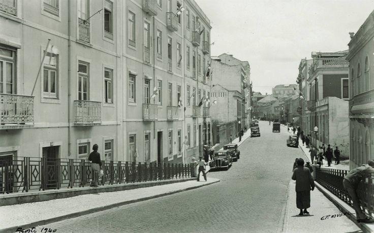 R. do Arco do Cego (E.Portugal, 1940)