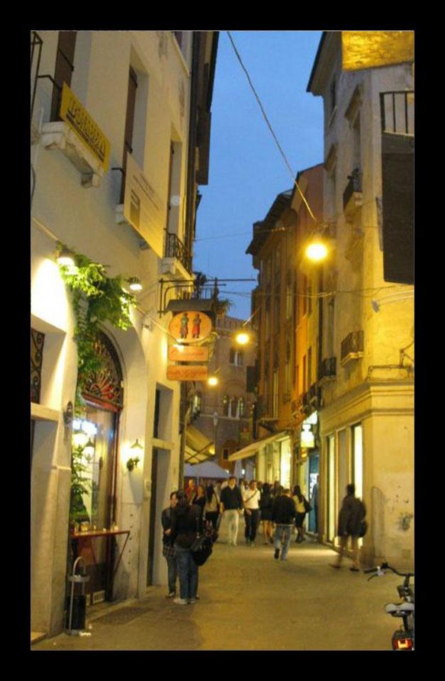 Osteria Dalla Gigia. Treviso. Italy