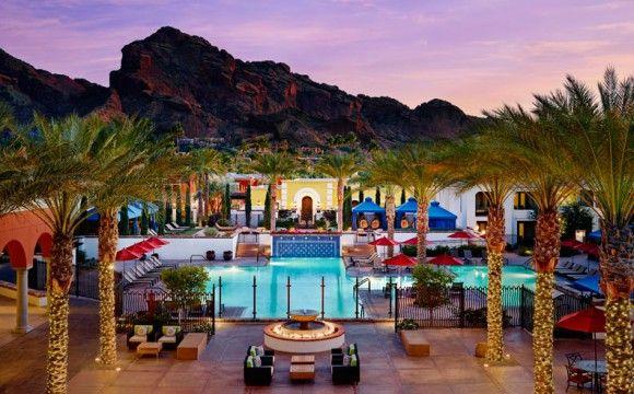 The Omni Scottsdale Resort & Spa at Montelucia. #Scottsdale #AZ #Arizona