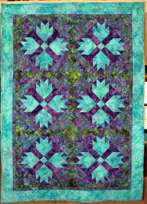 17 Best Images About Quilt Inspiration Purple Mauve On