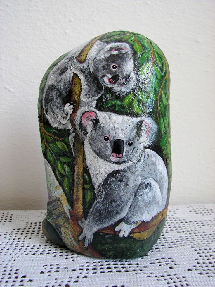 airbrushfree.net - Airbrush and Painting GALLERY - the free and open art gallery...BEAUTIFULLY PAINTED KOALAS!!