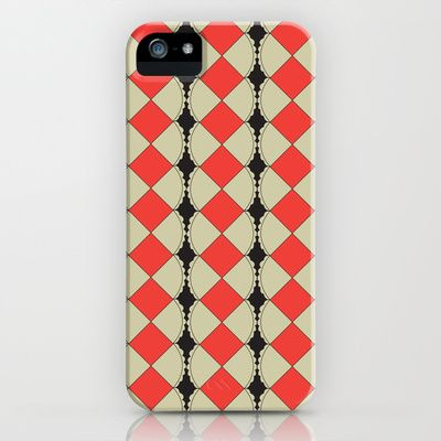 Geometric4 iPhone & iPod Case by dua2por3 - $35.00