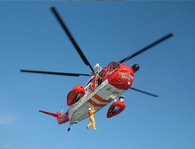 Shannon Coastguard Helicopter by Ronanfitzy, via Flickr