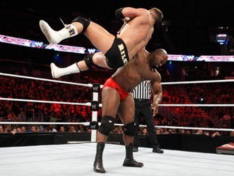 Raw: Ezekiel Jackson vs. Alex Riley - King of the Ring