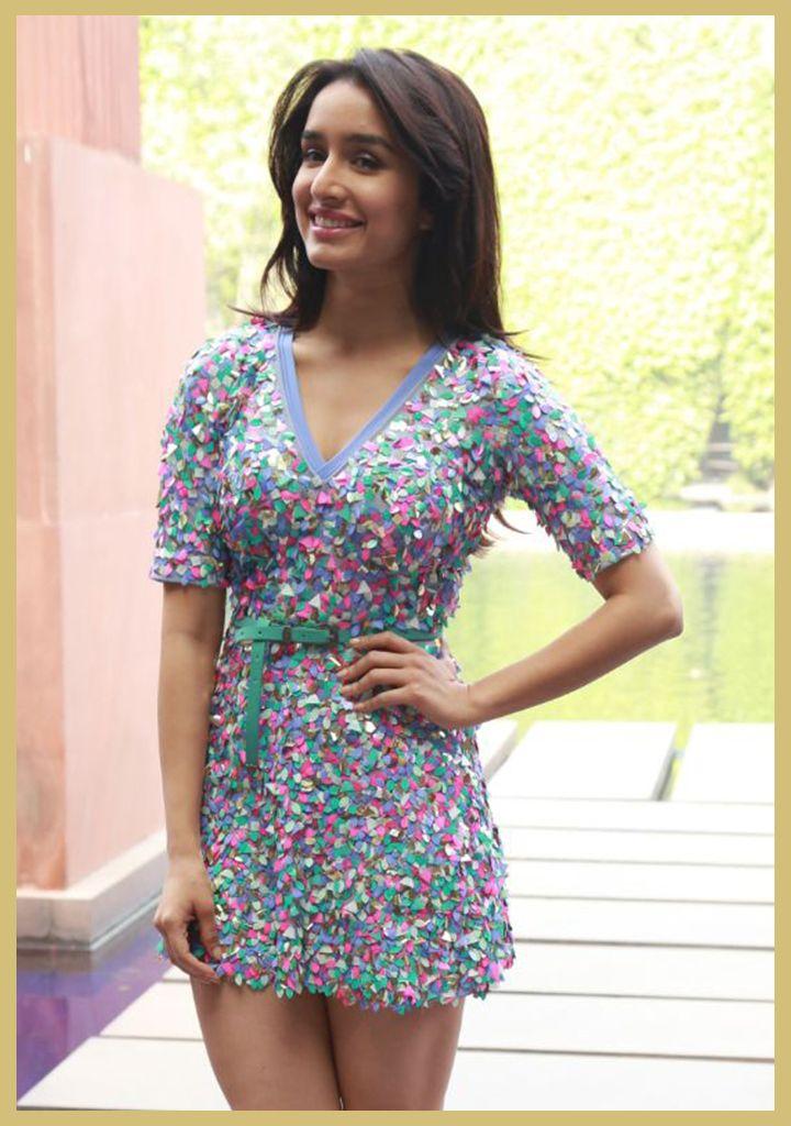 Shraddha Kapoor, Rock On 2 Promotions, MyFashgram