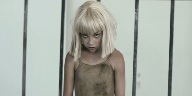 Sia has dropped her new video for Elastic Heart - Elle