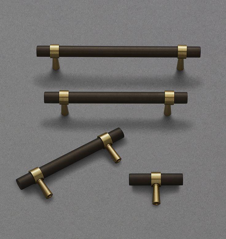 Best 25+ Brass hardware ideas on Pinterest | Kitchen brass ...