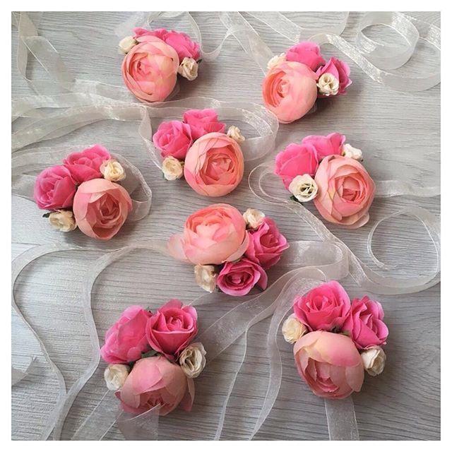 #handmade #bileklik #taç #aksesuar #düğün #wedding #bride #bridetobe2016 #bridetobe #gelin #nedime #pembe #pink #love #pieces #elyapımı #floral #custommade #bridestyle #bekarlığaveda #headpieces #çiçeklitaç