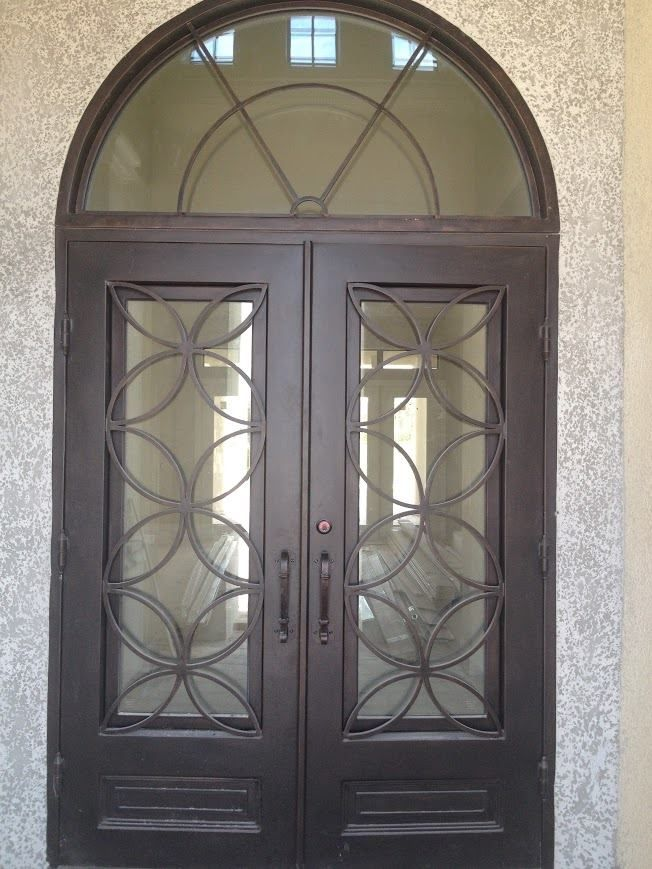 compressed classic windows oil lite doors b home painted iron unlimited depot n wrought exterior x the orleans with glass front door rubbed in bronze
