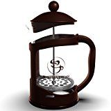 #8: French Press Coffee Maker by Sumatra Dream 2-4 Cups