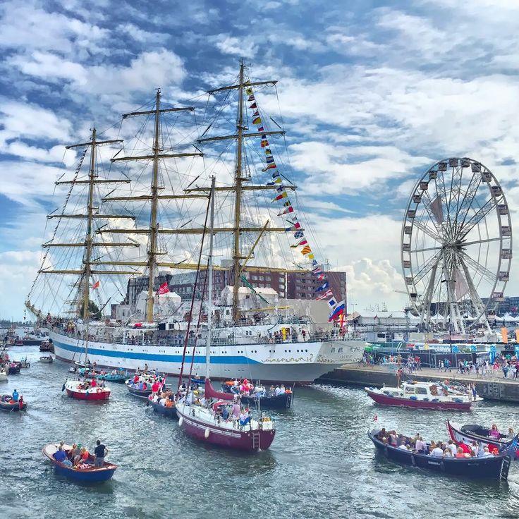 Sail Amsterdam augustus 2015