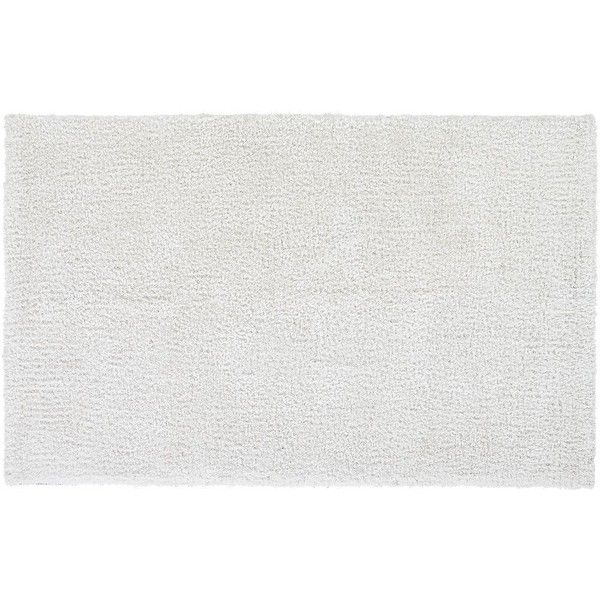 CB2 Ziggy Shag Rug 5x8 ($349) ❤ liked on Polyvore featuring home, rugs, cb2, white rug, woven rug, shag area rugs and white shag area rug