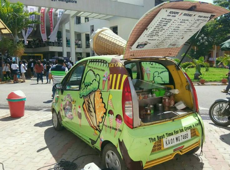 You Simply Must Get Your Daily Scoop From The Ice Cream Guy, Bengaluru! Find Him Here! | Kids Stop Press