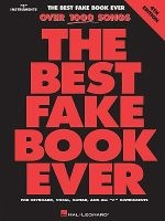 Hal Leonard Publishing Corporation: The Best Fake Book Ever: C Edition