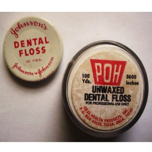 colgate waxed dental floss how to use