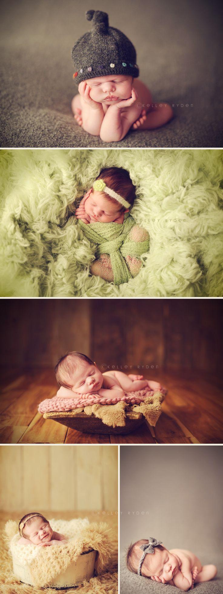 newborn styling