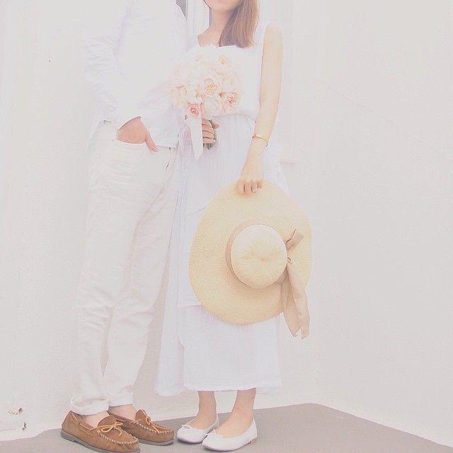夢見るシューズ✳︎repettoのバレエシューズでお洒落花嫁の仲間入り♡にて紹介している画像